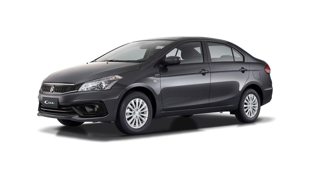 2021 Suzuki Ciaz Lands In PH, Sole GL AT Variant Retails For P888K