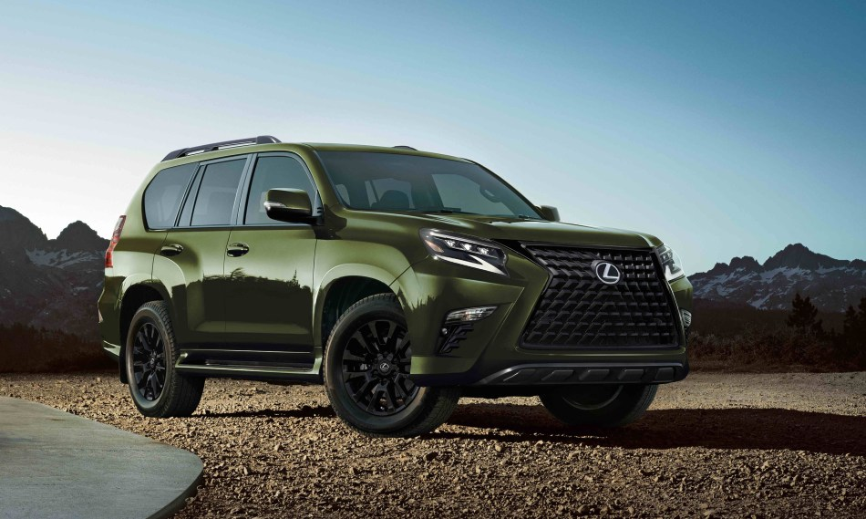 2022 Lexus GX Gets Upgraded Infotainment System, More Tech