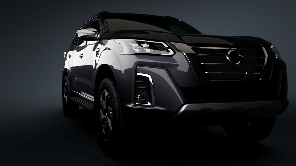 Refreshed 2022 Nissan Terra Officially Teased For PH Market