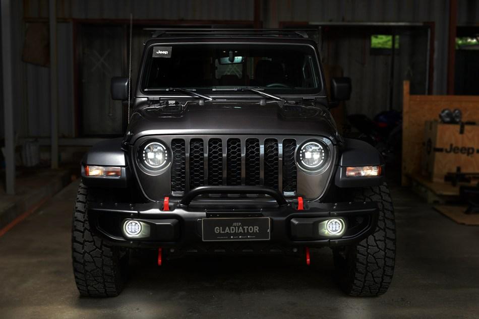 Jeep Gladiator Accessories Philippines