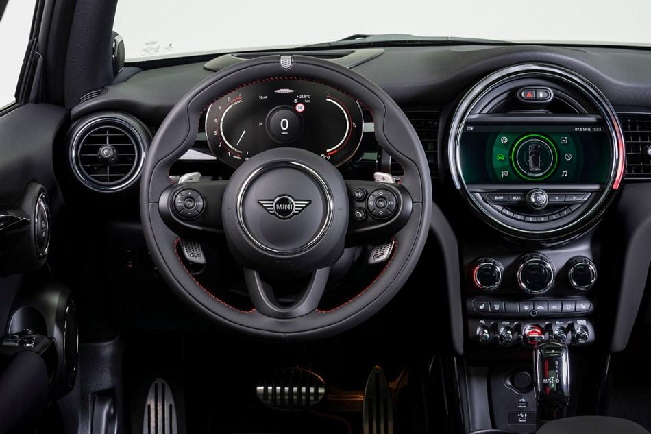 Mini John Cooper Works GP Inspired Edition Interior