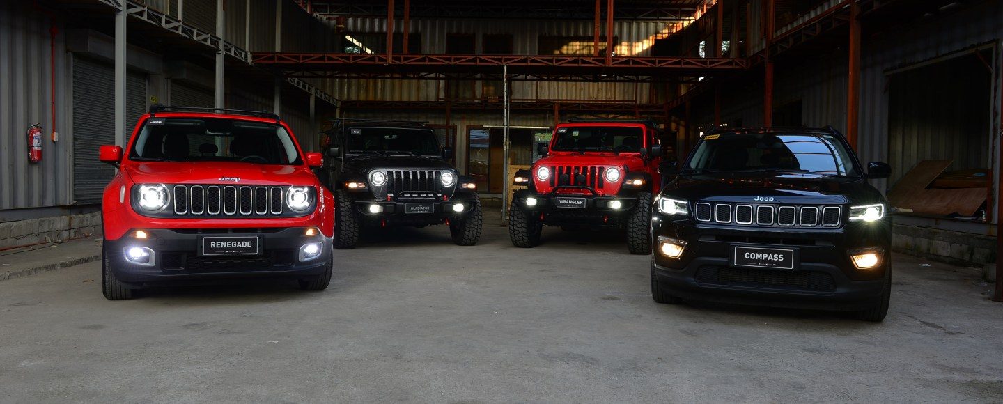Jeep PH Expands Its Accessories Range To Entire Lineup