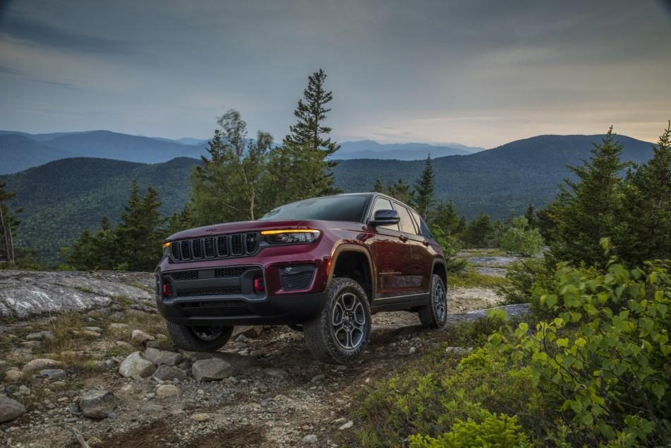 2022 Jeep Grand Cherokee Trailhawk