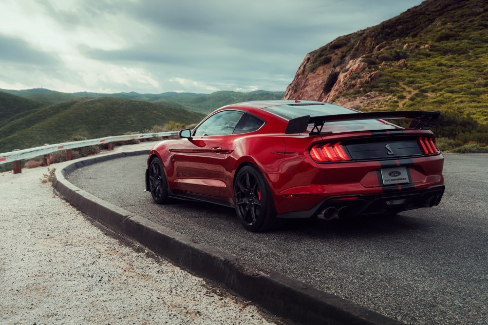 2022 Ford Mustang GT500 Philippines