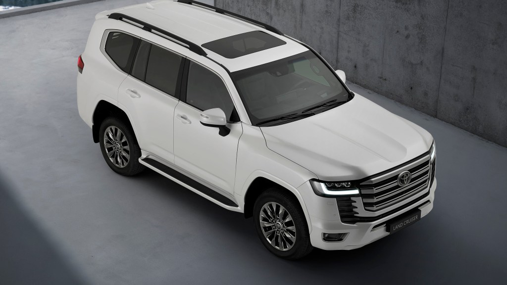 2022 Toyota Land Cruiser 300 Customers To Wait As Much As 4 Years?