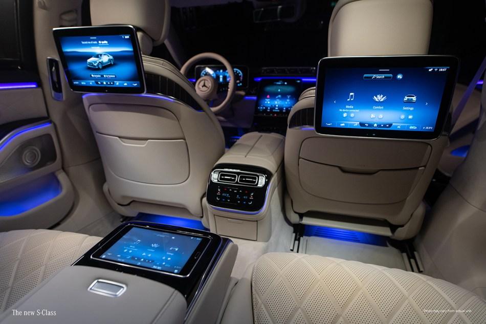 2022 Meercedes-Benz S-Class Philippines Launch