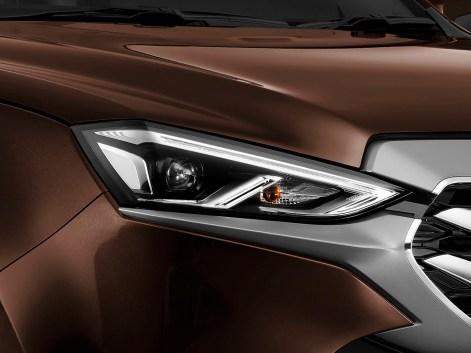 Bi-LED Headlamps with DRL