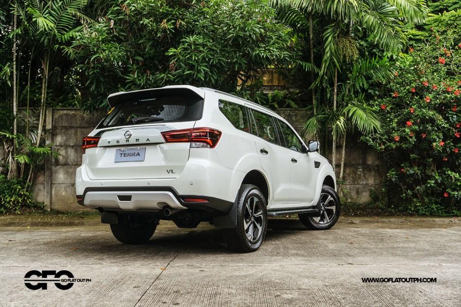 2022 Nissan Terra VL 4x2 Philippines