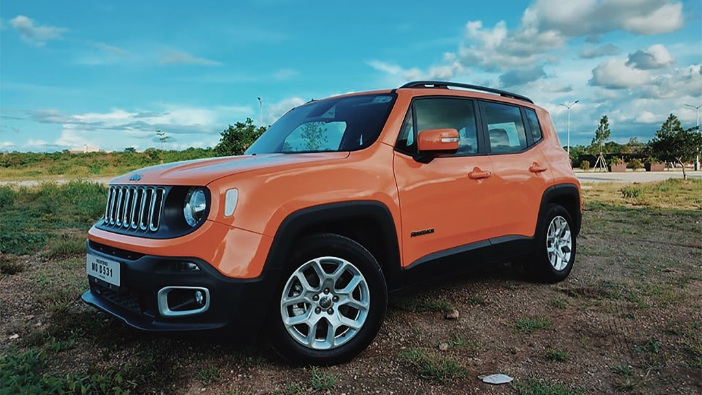 The Jeep Renegade Is A Crossover That's Unique And Distinct To Its Core