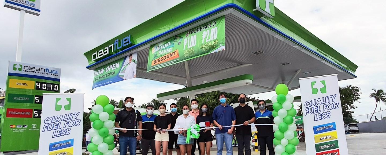 Cleanfuel Expands Its Presence Into Los Baños, Laguna