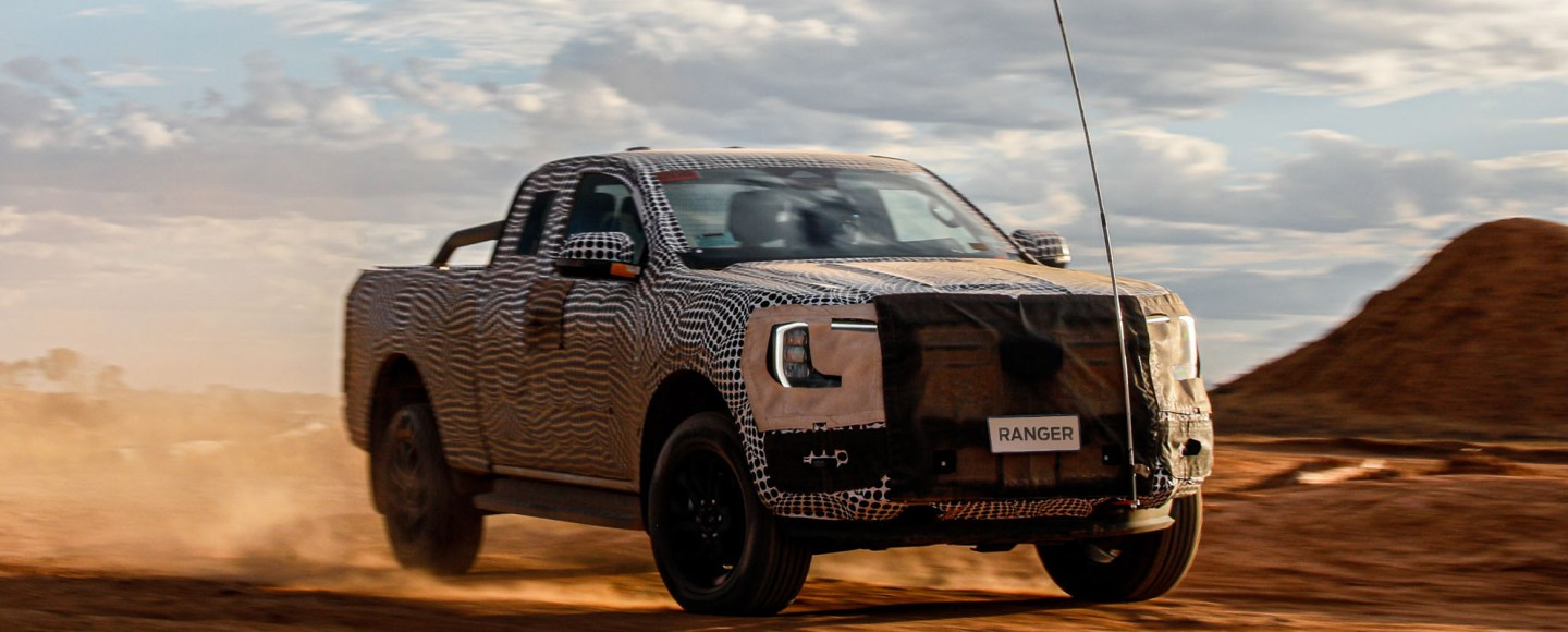 Next-Generation Ford Ranger Teased, To Make PH Debut In 2022?