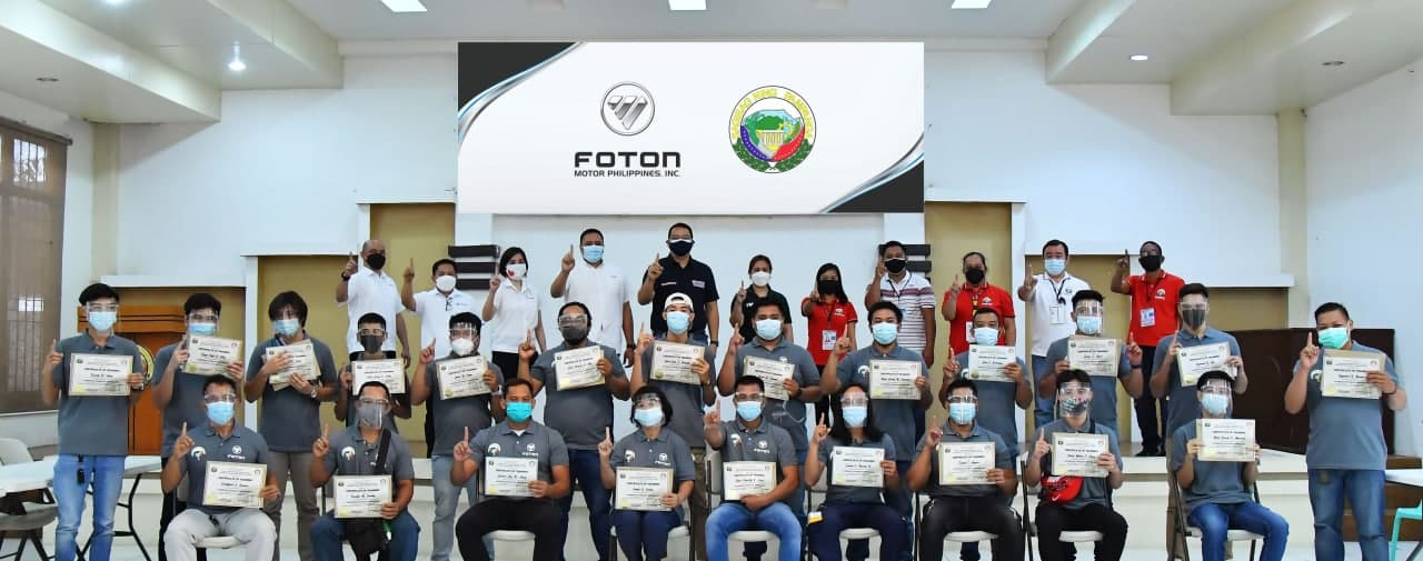 Foton PH Offers Free Vocational Education Through Foton Academy