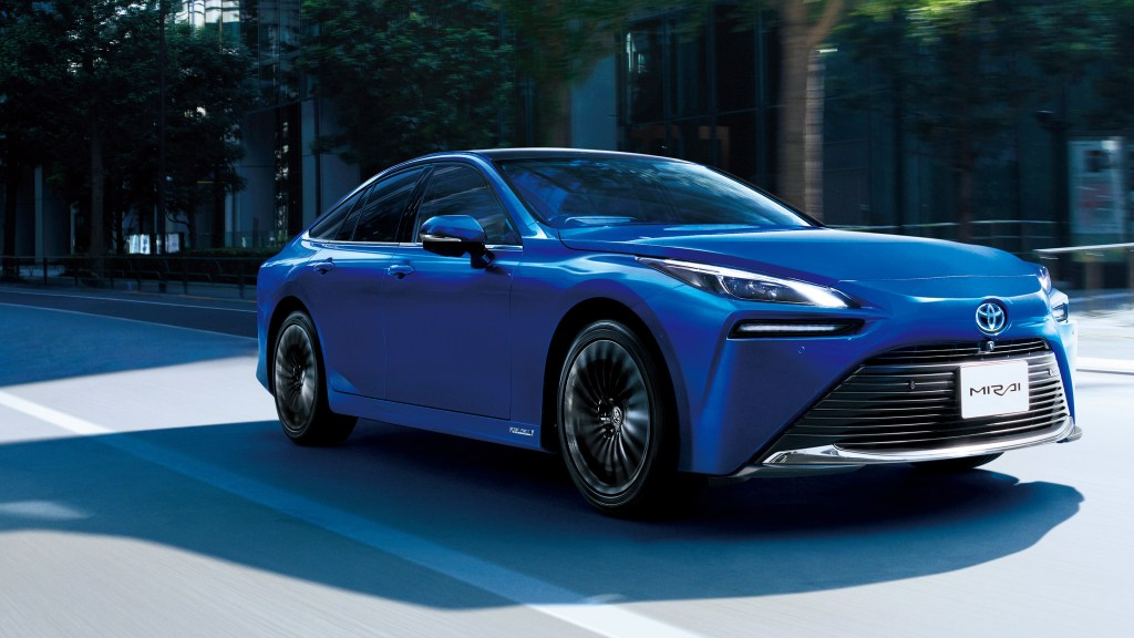 For Toyota, The Path Towards Carbon Neutrality Shouldn't Be Just EVs