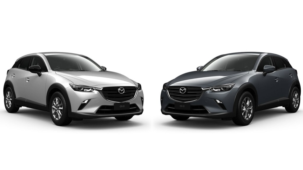 2022 Mazda CX-3 Sport And Elegance Launch In PH For P1.490M