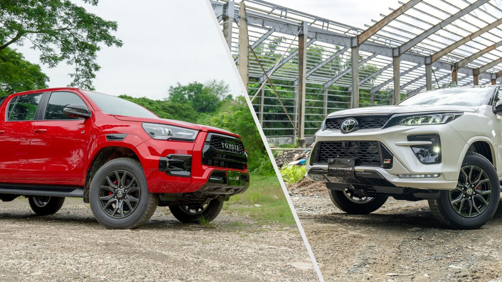 2022 Toyota Hilux And Fortuner GR Sport Have Finally Arrived In PH