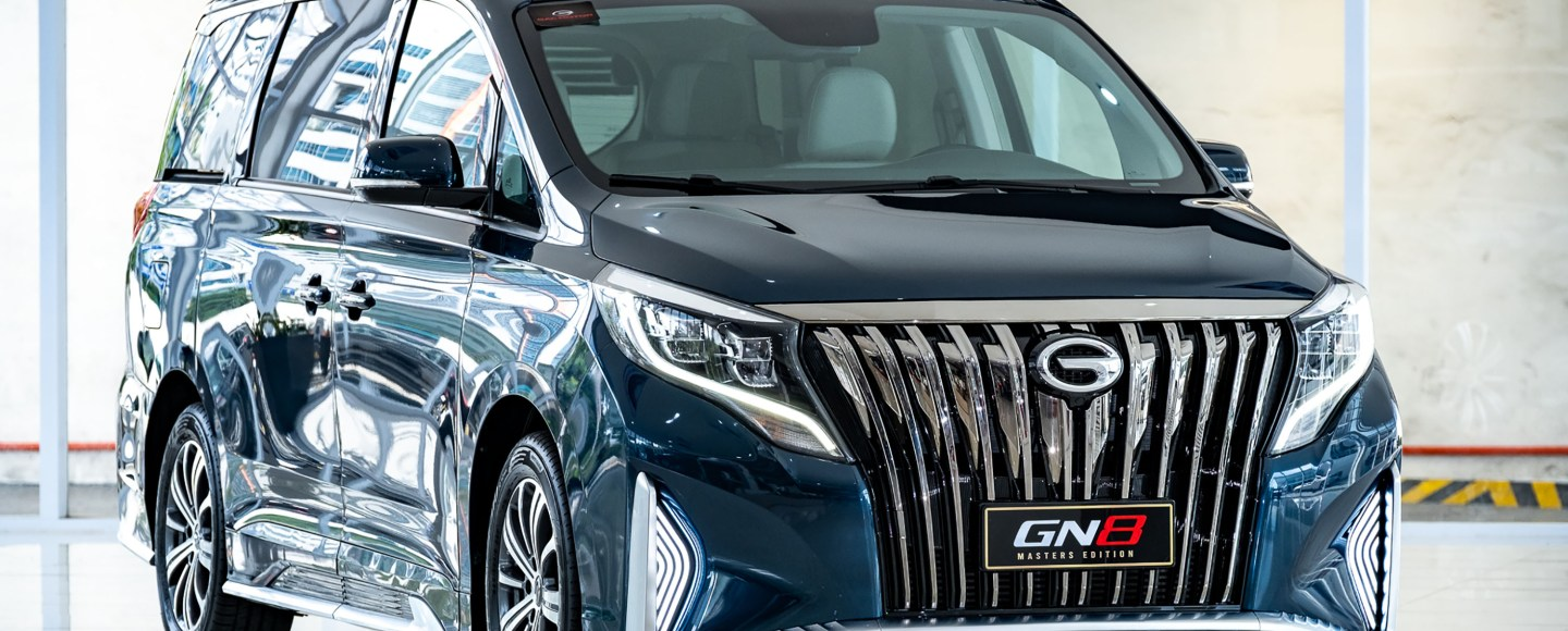 2021 GAC GN8 Master's Edition Debuts In PH With P2.958M Price Tag