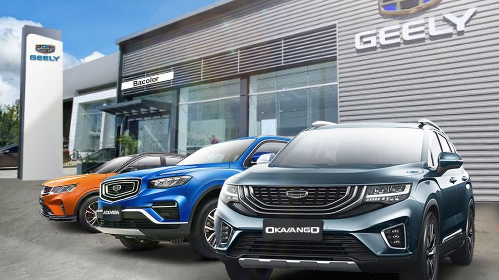 Geely Bacolor Officially Opens As The Brand's 20th Dealer In PH