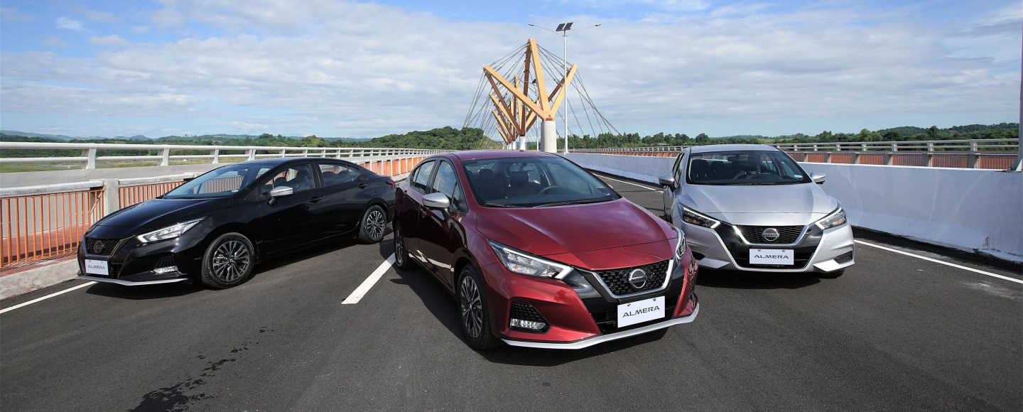2022 Nissan Almera Now In PH With Turbo Power, P728K Starting Price