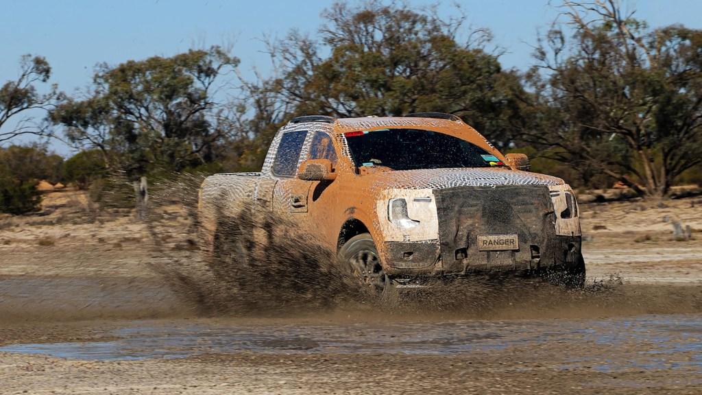 2022 Ford Ranger Undergoes 10,000 Kilometers Of Desert Driving