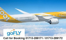 Scoot Airlines Dhaka Office