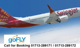 SpiceJet Airlines Dhaka Office