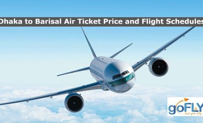 Dhaka to Barisal Air Ticket Price and Flight Schedules