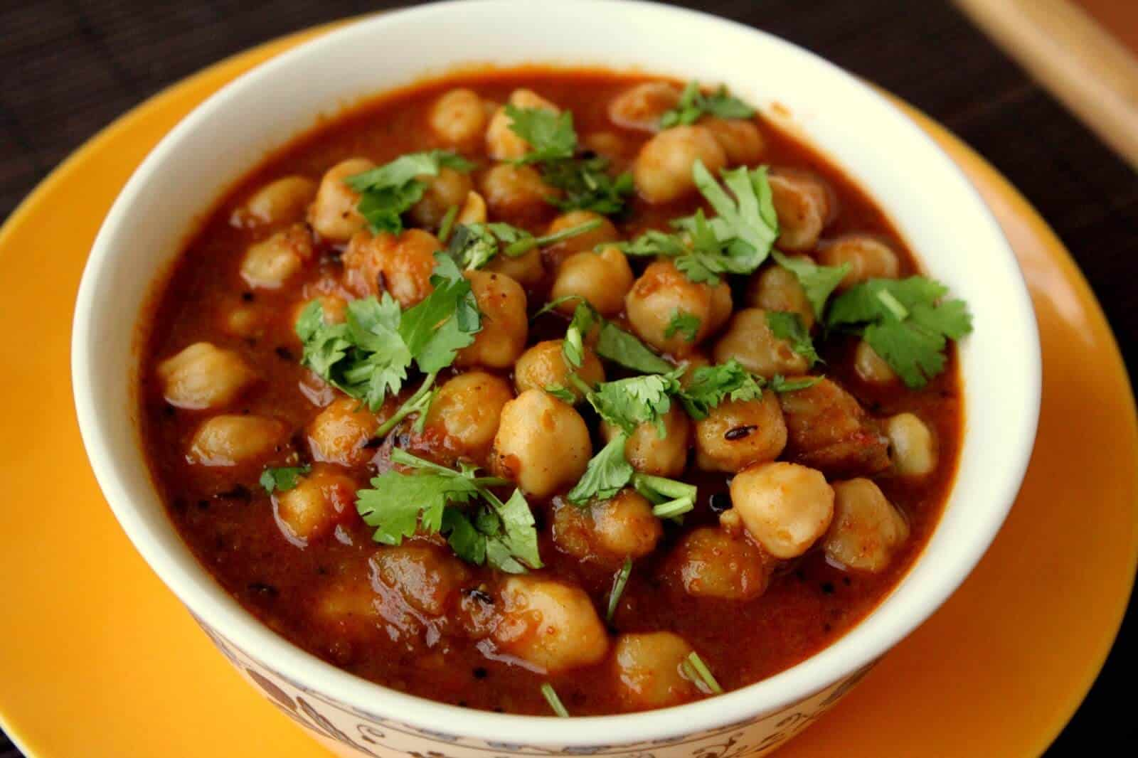 Pindi Chole with Ultimate Punjabi Tadka
