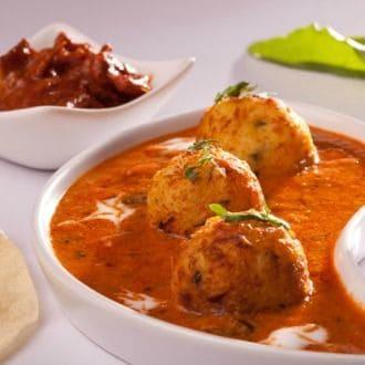 Beetroot Kofta Curry