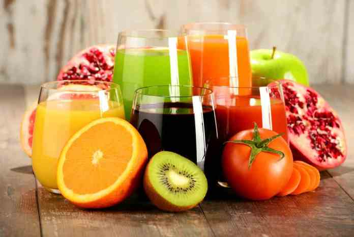 Fruit Juice For Fitness
