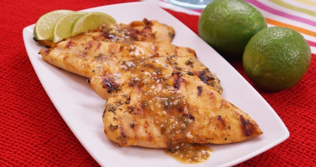 Lime And Tequila Chicken