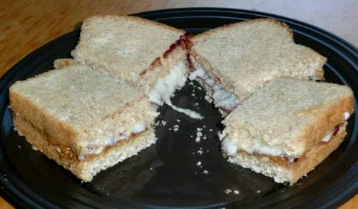 Coconut Sandwich