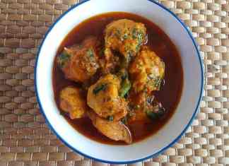 Fish Kofta - Spicy Fish Balls With Coconut Milk And Spices