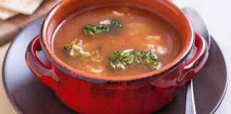Tomato-Broccoli Soup Recipe