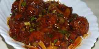 Cauliflower Manchurian