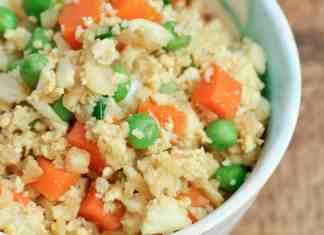 Chicken Cauliflower Fried Rice