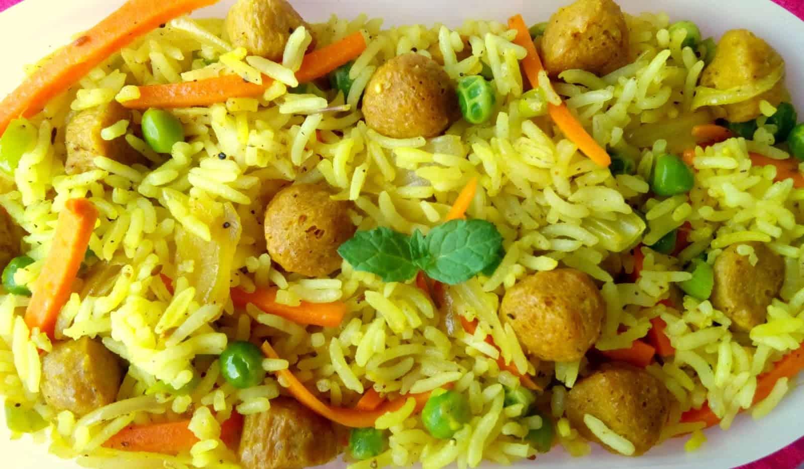 Soya Rice
