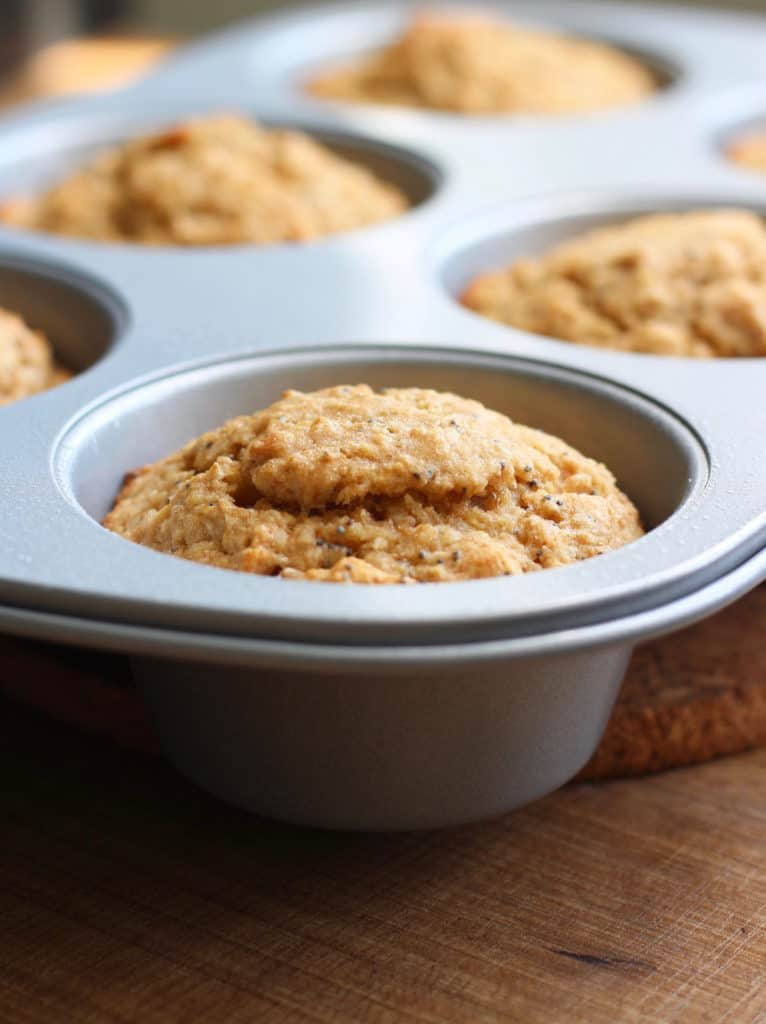 Lemon Muffins – Moist And Deliciously Lemony