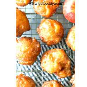 Sweet Apple Fritters