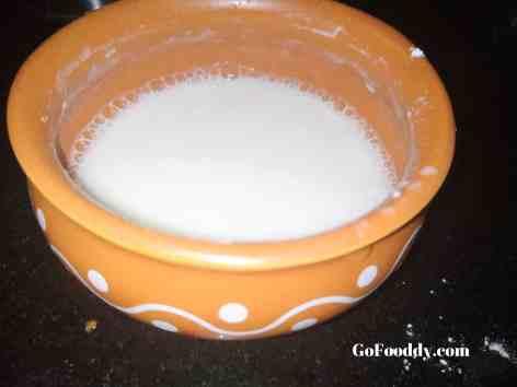 flour solution