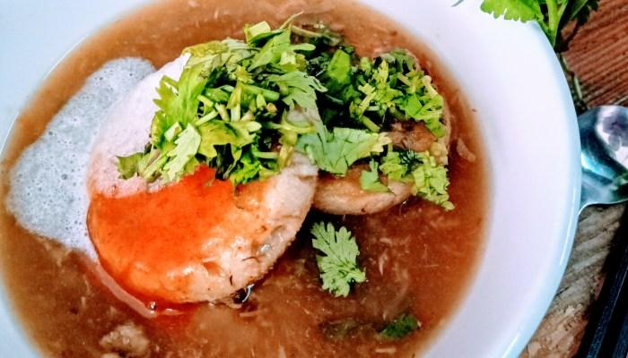 瓦緹霸粿|台南小吃|美味肉粿