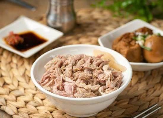 六家佃嘉義火雞肉飯|高雄餐廳|火雞肉飯順滑好入口