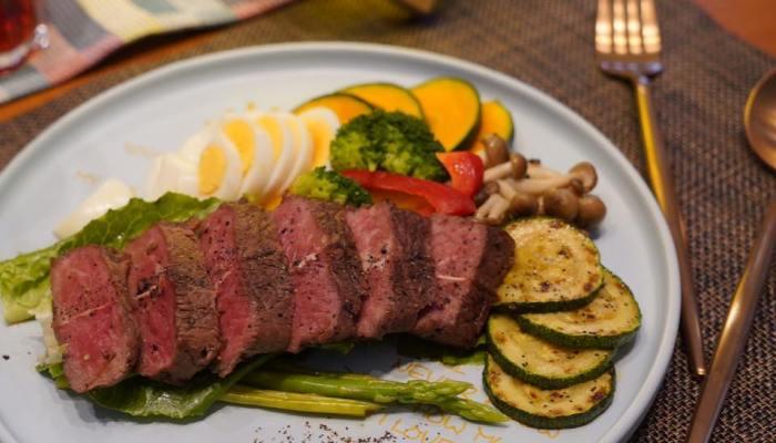 慢半拍健康餐盒|桃園健康餐盒|舒肥法製作的肉品