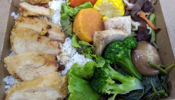 膳美好食。coffe|新北健康餐盒|低醣低卡又健康