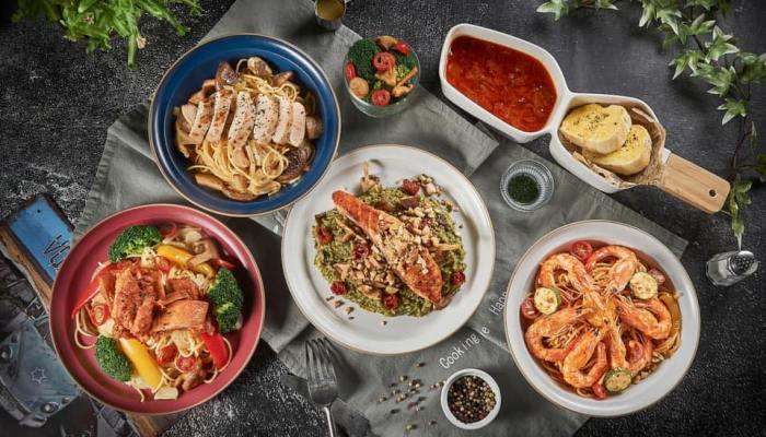 House廚義 高雄餐廳 簡單美味複合式簡餐