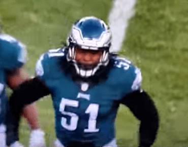 Listen to Go4it! Guest: Eagles DE Steven Means