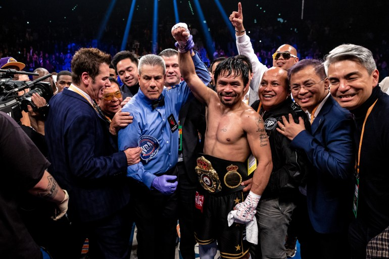 Manny Pacquiao vs Adrien Broner - Jan. 19_ 2019_01_19_2019_Fight_Ryan Hafey _ Premier Boxing Champions
