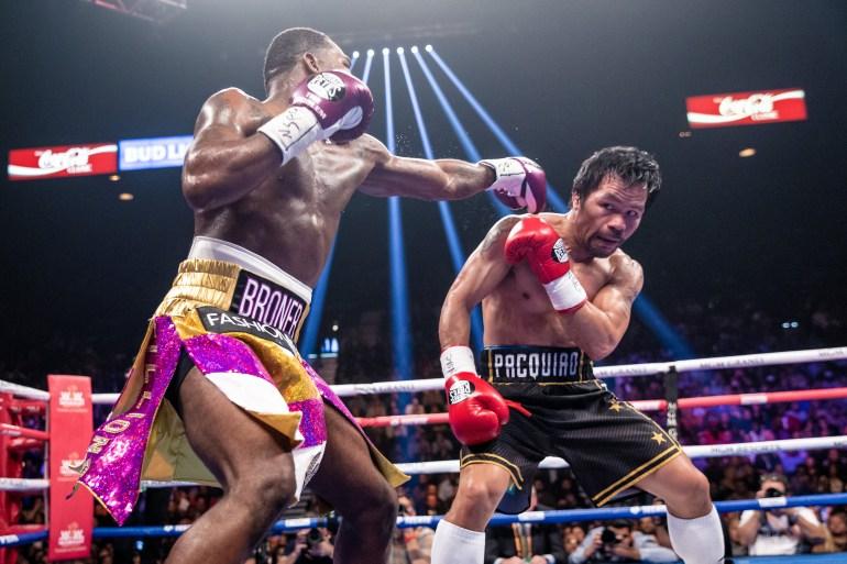 Manny Pacquiao vs Adrien Broner - Jan. 19_ 2019_01_19_2019_Fight_Ryan Hafey _ Premier Boxing Champions10
