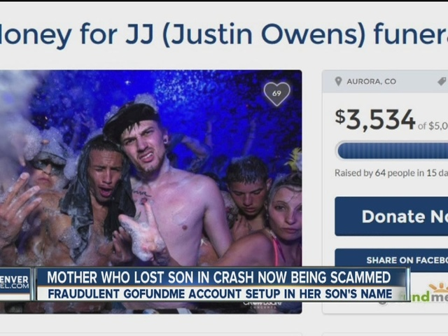 Denver Gofundme fraud