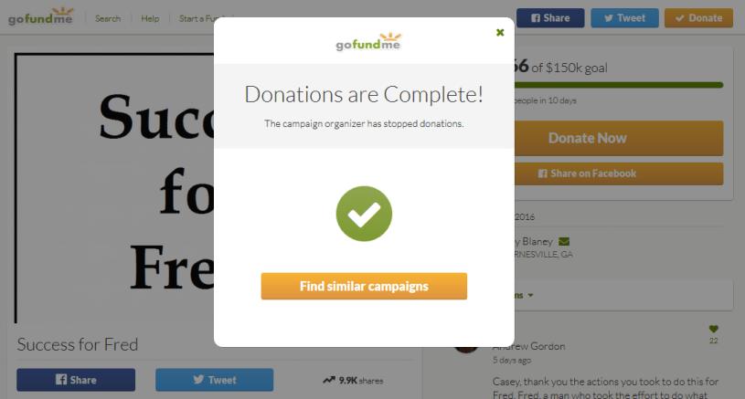 Image result for gofundme