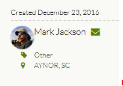 Mark Jackson scammer
